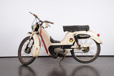Benelli - Scooter - 50cc - 1962
