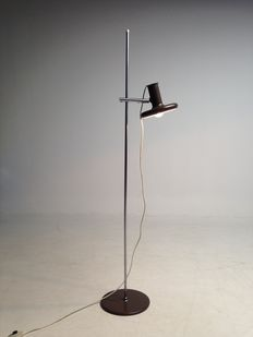 "Hans Due for Fog & Morup, standing lamp, model ""Optima"""