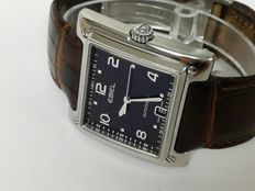 Ebel Automatic Carree Square 1911 men's watch, completely original
