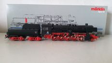 Märklin H0 - 3715 - Steam locomotive with bucket tender BR 52 van de DB