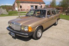 Mercedes-Benz - 300 TDT wagon - 1984