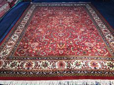 Large Indian carpet! Very valuable! Investment! Oriental carpet, hand-knotted