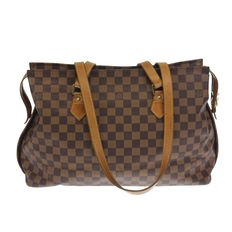 Louis Vuitton – Columbine Damier Ebene – Limited Edition Centenaire – Shoulder bag