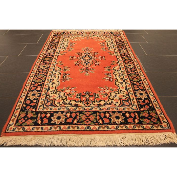 orientteppich ghom 160x90cm made in india tappeto tapis. Black Bedroom Furniture Sets. Home Design Ideas