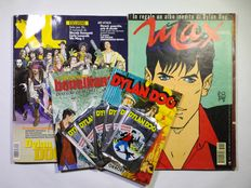 Dylan Dog - 5x special albums and extremely rare volumes