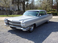 Cadillac - Sixty Special Fleetwood - 1964
