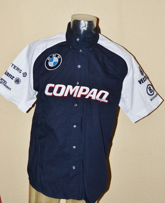 BMW Williams F1 Team Shirt by Bogner > Team Only !!