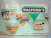 Halford's - For interesting Toys
