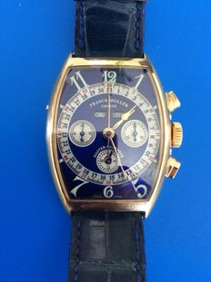 Franck Muller 6850 CC MC AT Master Calendar – men's watch – new condition