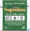 Tea bags and Tea labels - Star - Depurativa Conviola Tricolore E Ortica