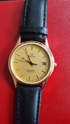 Omega Seamaster Quartz - Mens Watch - Excellent