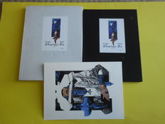 "Toppi Sergio - Limited edition volume ""Sharaz-de 2"", with a lithograph"
