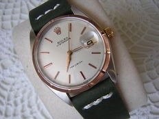 Rolex oyster date  precision reference: 6694 – Men's wrist watch – 1960s.