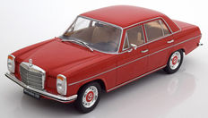 Modelcar Group - Scale 1/18 -  Mercedes Benz MB 220/8 W115 Red 1973