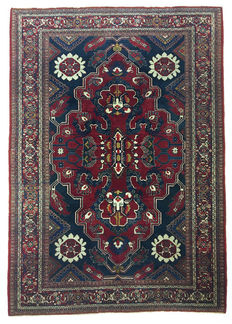 Persian rug. Very unique and rare Tabriz, 360 x 254 cm