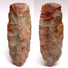 Neolithic agate axe - 148 mm