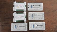 Lenz/Viessmann H0 - 5211/5213/LK100 - 2 modules + 4 decoders