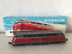 Märklin H0 - 3021 - Diesel locomotive V200 of DB