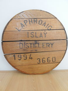 Laphroaig Cask End of cask 3660 (1994)