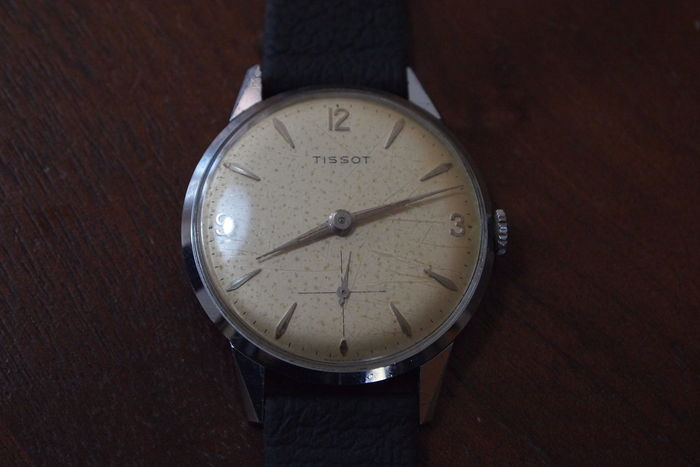 tissot gents 17 jewels manual wind wrist watch from 1957 catawiki rh auction catawiki com Tissot Manual Wind Watches manual wind wrist watch