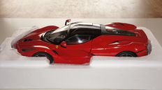 "Hot Wheels Elite - Schaal 1/18 - Ferrari ""La Ferrari"" - Rood"