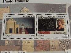 Italy 1985/2001 – Collection in album