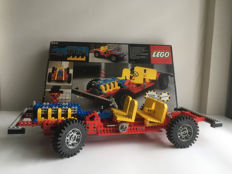 Technic - 853 - Car Chassis