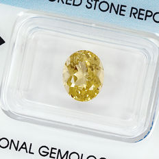 Heliodor – 2.32 ct No Reserve Price