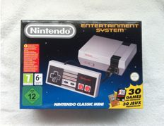 Nintendo Entertainment Classic Mini Nes