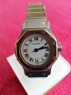 Cartier Santos Octagon - Ladies Watch