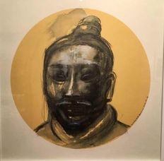 Woody Xun - Qin Dynasty series (2 pieces)