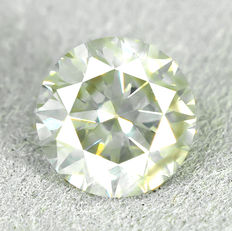 Diamant - 1.01 ct No Reserve Price