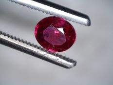 Ruby - .76 ct