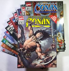 Le cronache di Conan no. 1/13 with poster (1995)