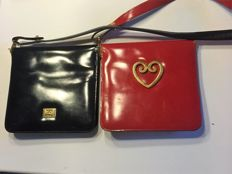 Moschino – Handbag / Shoulderbag  / 2 side open