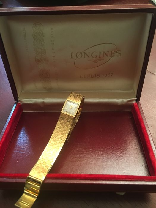 Longines women's watch circa 1960