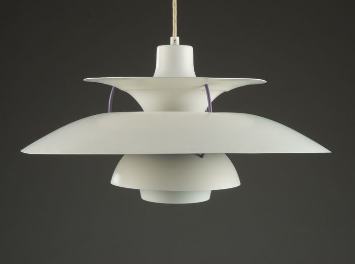 Poul Henningsen For Louis Poulsen PH Pendant Lamp Light Earlier - 5 pendant light fixture