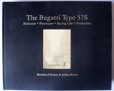 The Bugatti 57S Evolution prototypes - racing cars - productions cars - Bernhard Simon & Julius Kruta