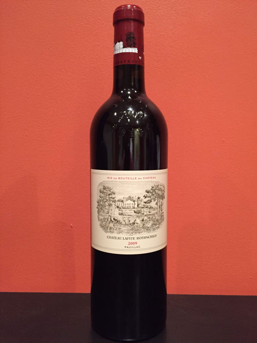 2009 Chateau Lafite Rothschild - 1 bottle (75cl)