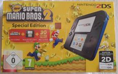 Nintendo 2DS with New Super Mario Bros 2 - NEW