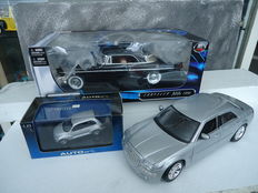 Maisto / AUTOart - Schaal 1/43-1/18 - Chrysler 300B, Chrysler 300C & Chrysler PT Cruiser