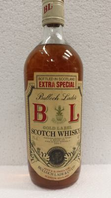 Bulloch Lade's Gold Label - 75cl