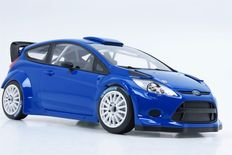 Minichamps - Scale 1/18 - Ford Fiesta RS WRC 2011 blue