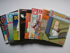 Scott Adams - Dilbert 6, 10, 12, 13, 14, 15, 16, 19, 27, 30 - 10x sc