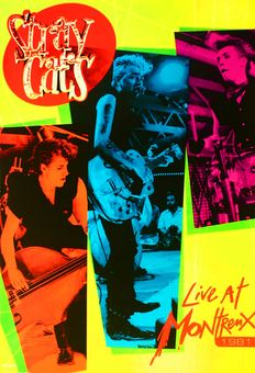 Stray Cats – Montreux Festival 1981