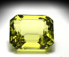 Lemon quartz –  19.84 ct