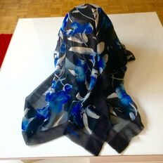 Sonia Rykiel - Beautiful silk chiffon stole