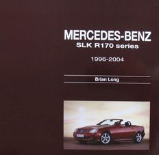 Book : Mercedes-Benz SLK - R170 series 1996-2004