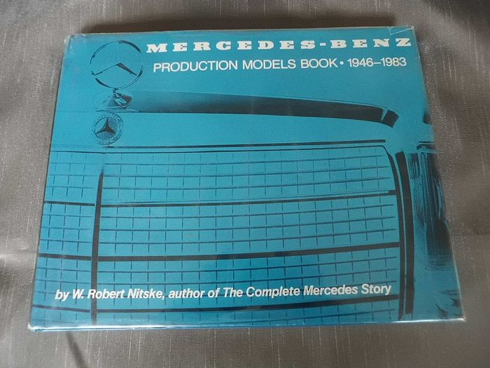 Mercedes-Benz - Production models book - 1946-1983