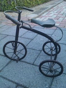 Antique tricycle - 1st half 20th century - Netherlands
